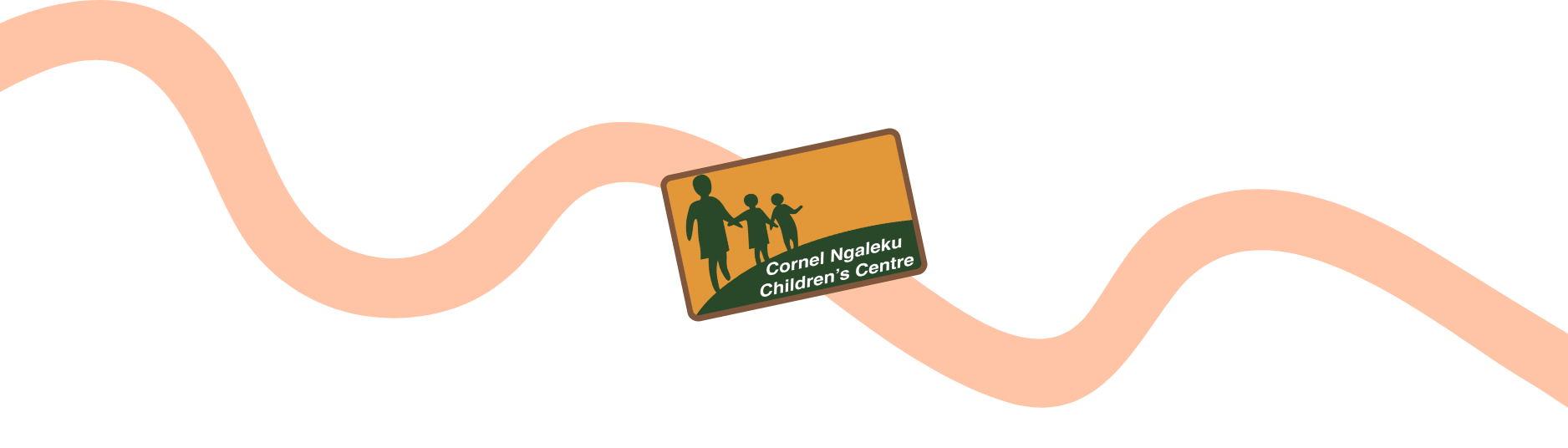 Scheidingslijn en logo CNCC